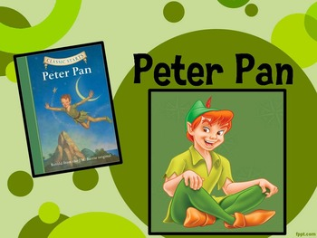 Classic Starts Peter Pan Chapter 1 PARCC-Like Text-Based A