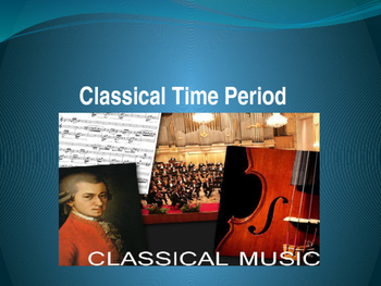 Classical and Romantic Musical Era