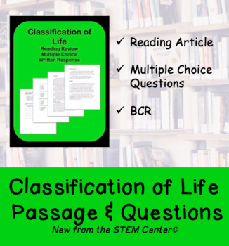 Classification of Life