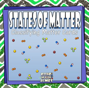Classification of Matter: Card Sort Activity