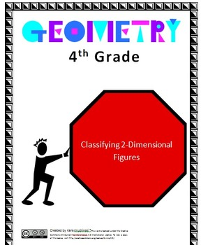 Classifying 2-Dimensional Figures Lesson Plans - 4th Grade