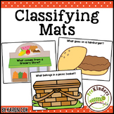 Classifying Activity Mats