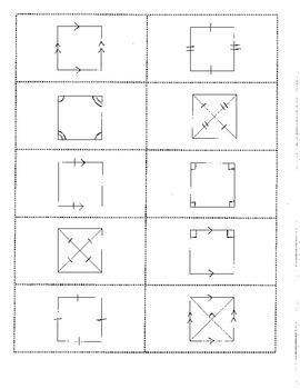 Classifying Quadrilaterals Activity