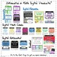 Classifying Quadrilaterals Digital Task Cards 5.G.3 and 5.G.4