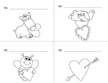 Classmate Valentines