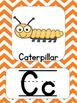 Classroom Alphabet Poster Pack