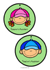 Classroom Assistant Tags  /  Teacher Assistant Tags