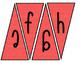 Classroom Banner (red chevron)