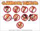 Classroom Behavior Cartoon Clipart