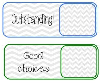Classroom Behavior Scale
