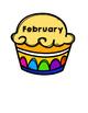Classroom Birthday Cupcake Accents
