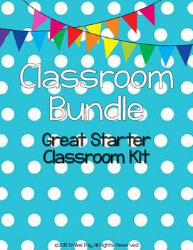 Classroom Bundle