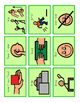 Classroom CORE Book-VERBS (AAC, Natural Aided Language)
