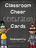 Classroom Celebration Cheers