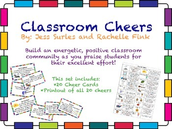 Classroom Cheers