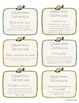 Classroom Chronicle Shared Journal Prompts Stickers