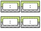 Classroom Daily Schedule in Lime Green and Gray Theme