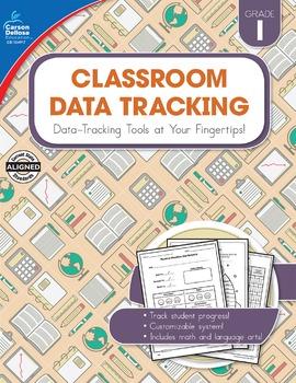 Classroom Data Tracking Grade 1 SALE 20% OFF 104917