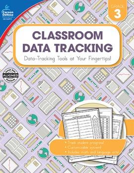 Classroom Data Tracking Grade 3 SALE 20% OFF 104919
