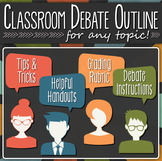 Classroom Debate Outline: How to organize a friendly class