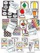 Editable Classroom Decor Rainbow Party
