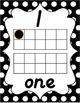Classroom Decor Bundle - Black & White Polka Dot - D'Neali
