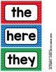 Classroom Decor - Crayon Pack Colors