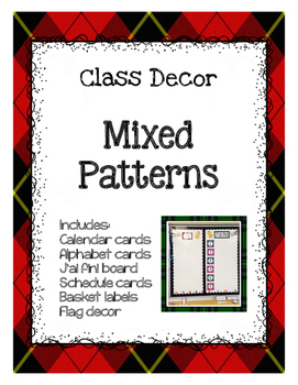 Classroom Decor - FRENCH