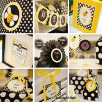 Classroom Decor Happy Honeybee - Full Collection
