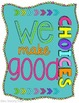 Classroom Decor: Positive Posters {Brights Design}