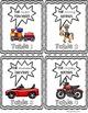 Classroom Decor & Resources - Transportation Theme