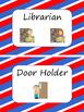 Classroom Decor - Stars, Stripes and Chevron Too!
