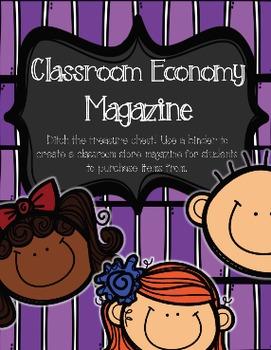 Classroom Economy Magazine