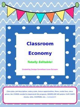 Classroom Management System ~ Classroom Economy