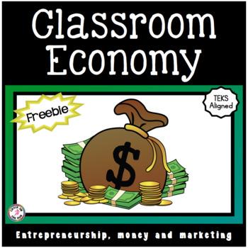 Classroom Economy (jobs) *FREEBEE*
