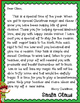 Classroom Elf Packet
