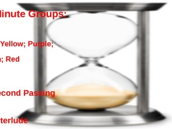 Classroom Group Rotations Timer 15 Minute [no interlude -