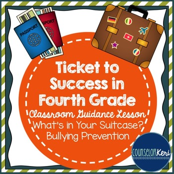 Classroom Guidance Lesson - Bullying Prevention - What's I