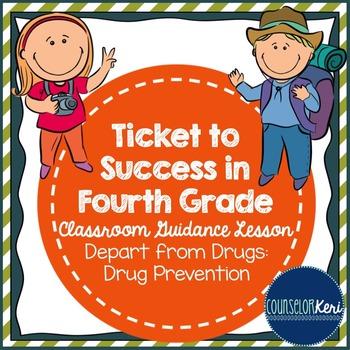 Classroom Guidance Lesson: Drug Prevention