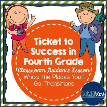 Classroom Guidance Lesson - Transitions - Achievement Maps