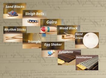 Classroom Instrument Pictures