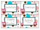 Classroom Job Cards Whimsical Owl Themed