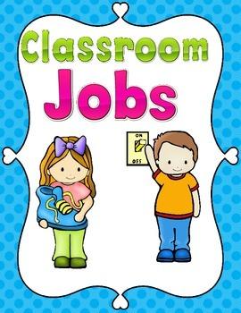 BACK TO SCHOOL Classroom Helpers