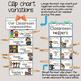 Classroom Jobs Clip Chart Crisp White EDITABLE