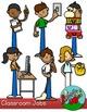 Classroom Jobs Clip art