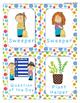 Classroom Jobs -- Colorful Circles