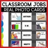 Classroom Jobs (Star Borders)