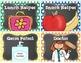 Classroom Jobs in PRIMARY polka Dot & Chalkboard with EDIT