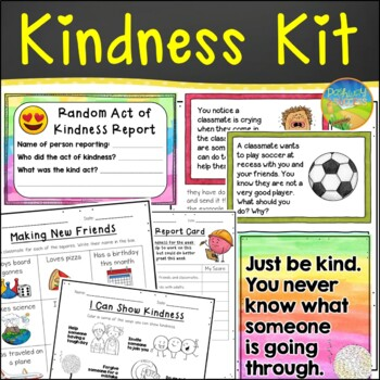 It Begins With Kindness
