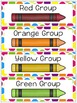 Classroom Organization Pack - Seeing Spots Theme {Bright a